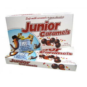 Junior Caramels - Movie-Size 12ct