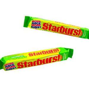Starburst Tropical Fruit Chews - 36ct