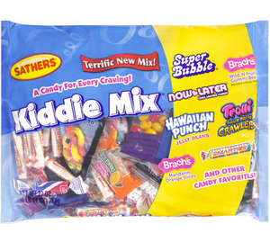 Kiddie Mix Candy - 10lb