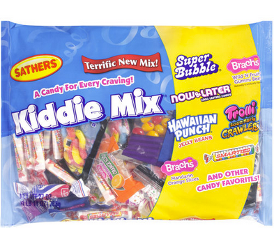 Kiddie Mix Candy - 27oz bag