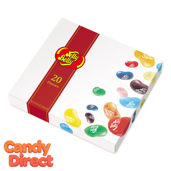 20-Flavor Jelly Belly Gift Box - 10ct