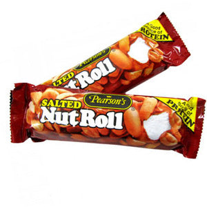 Salted Nut Roll Bars - 24ct