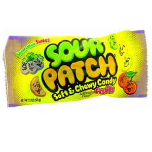 Sour Patch Fruits - 2oz Bags 24ct