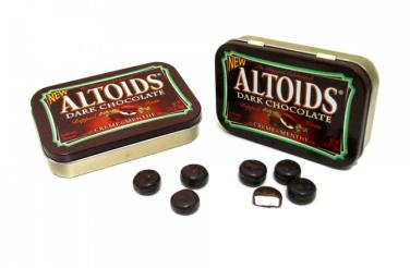 Altoids Mints Chocolate-Dipped Creme De Menthe - 12ct
