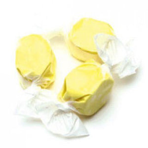 Banana Taffy - 3lb Bulk