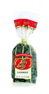 Jelly Belly Jelly Beans - Licorice - 7.5 oz bag, 12 count