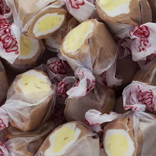 Banana Cream Pie Salt Water Taffy - 2.5lb