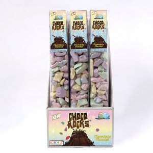 Choco Rocks Candy - 12 Packs
