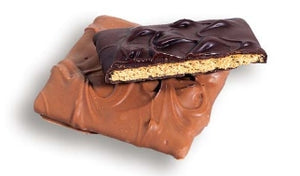 Graham Crackers With Dark Chocolate - 4lb