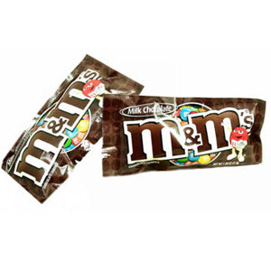 M&M's - Milk Chocolate 36ct