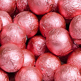 Brown Milk Chocolate Balls - Foil 10lb