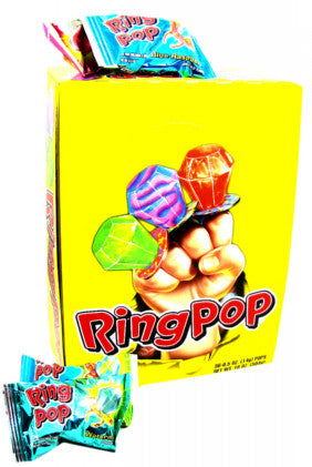 Ring Pops - 24ct Box