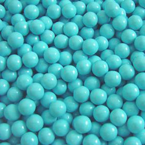 Powder Blue Sixlets - Bulk 2lb