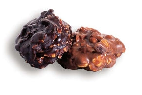 Peanut Clusters Dark Chocolate - 5lb