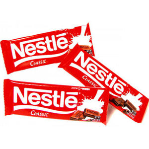 Nestle Bars - Milk Chocolate 24ct