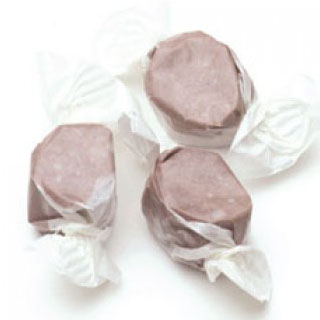 Chocolate Taffy - 3lb Bulk