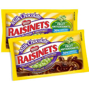 Raisinets - Milk Chocolate 36ct