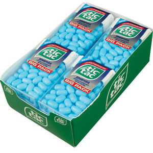 Tic Tacs Powermint - 12ct