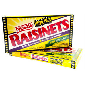 Raisinets - Movie-Size 15ct