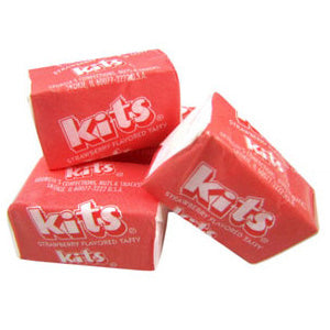 Strawberry Kits Chews - 20lb