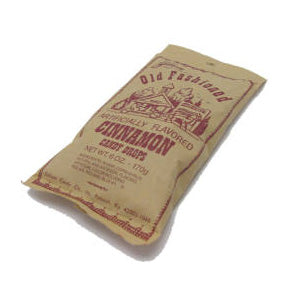 Old Fashion Drops - Cinnamon - 6 oz Bag, 24 count