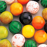 Fruit Stand Bubble Gum Balls - 850ct