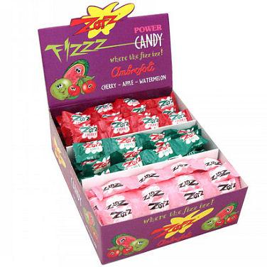 Cherry Apple & Watermelon Zotz - 48ct