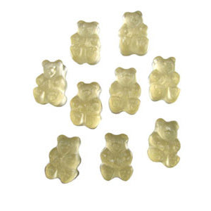 Pineapple Gummi Bears - 5lb