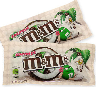 M&M's Coconut - 1.5oz Bags 24ct