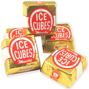Ice Cubes Chocolates - 120ct