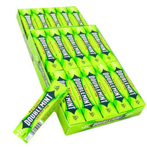 Wrigley's Doublemint Gum - Small 40ct
