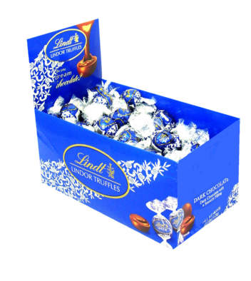 Lindt Lindor Truffles - Dark Chocolate 120ct