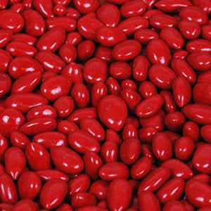 Chocolate Sunflower Seeds Candy - Red 5lb