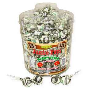 Money Pops Jumbo - 110ct Tub