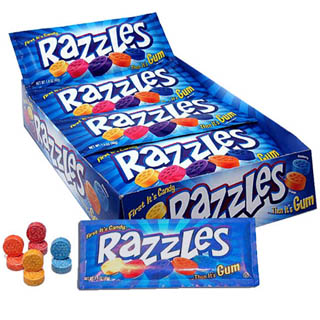 Razzles Candy - 24ct