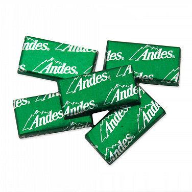 Andes Mints Cream De Mint - 5lb