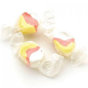 Candy Corn Taffy - 3lb Bulk