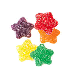 Gimbals Sour Stars - Assorted 5lb