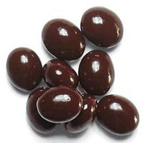 Dark Chocolate Covered Espresso Beans - 5lb Bag