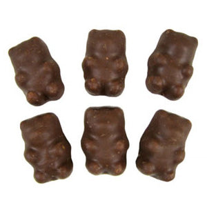 Chocolate Covered Cinnamon Bears - 27lb