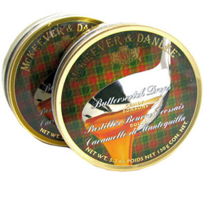 McKeever & Danlee Drops - Butterscotch 6 Tins
