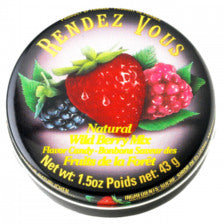 Rendez Vous Wild Berry Mix - 1.5oz Tin