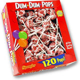 Dum Dum Pops - Cotton Candy 1lb Tub