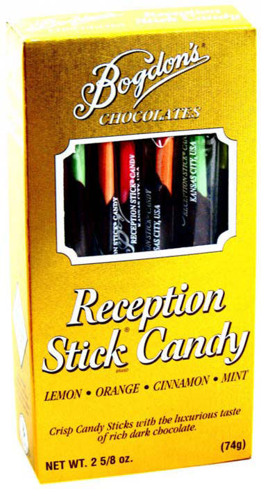 Reception Sticks - Assorted Box 2.625oz