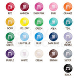 M&M's Single Colors - 5lb