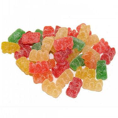 Sour Gummi Bears - Small 5lb