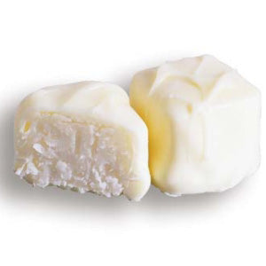 Coconut Bon Bons - White Chocolate 6lb Box