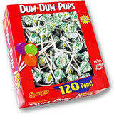 Dum Dum Pops - Cherry 1lb Tub