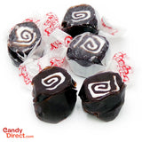 Licorice Swirl Salt Water Taffy - CandyDirect