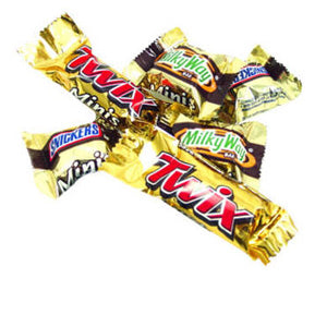 Bite-Size Mars Bars - Assorted 30ct